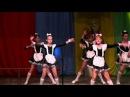 Танец на выпускном в 4 классе