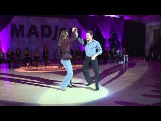 MADjam 2013 Champions J&J Brennar Goree & Brandi Tobias
