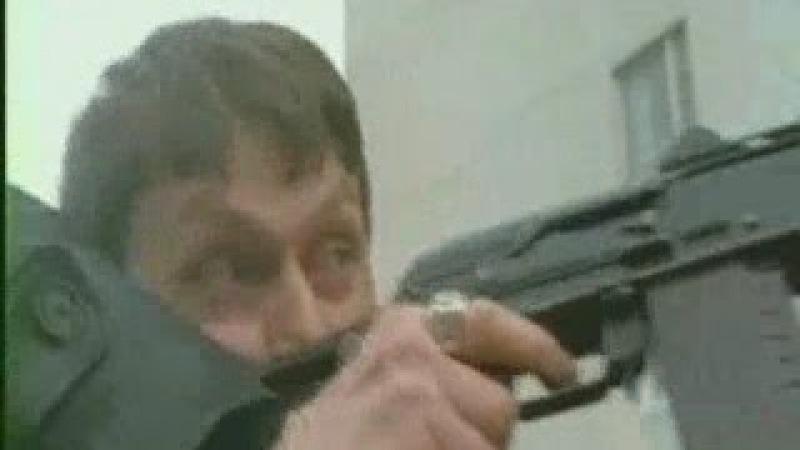 Покушение на Белова (Сашу Белого) - эпизод из телесериала