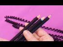 Rizar lana SIN HORNO ,manualilolis, video-82