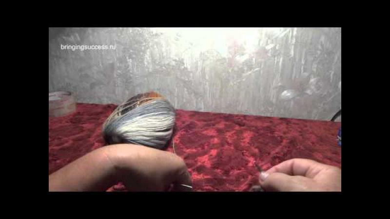 Как связать детскую жилетку-безрукавку (вязание спицами)