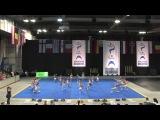 ECC 2015 - JCCTL5 - Nadejda (Russian Cheerleading Federation, RU)