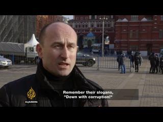 Николай Стариков на канале Aljazeera / Кто организовал майдан?