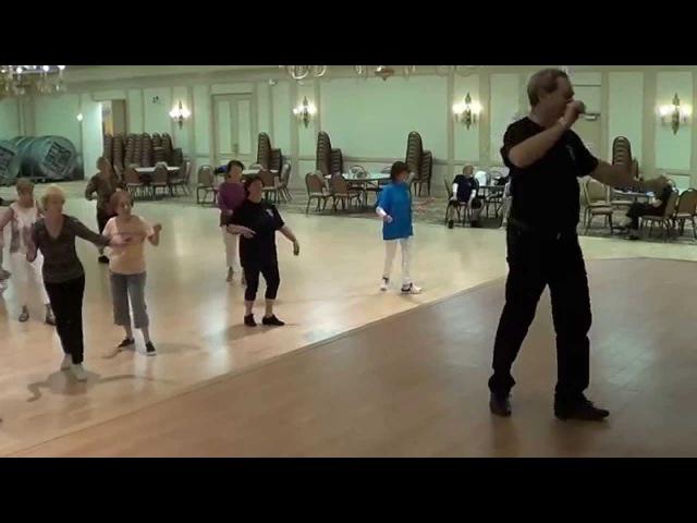 SINGALONG SONG Line Dance (Ira Weisburd Marie Sorensen) Walk Thru Demo