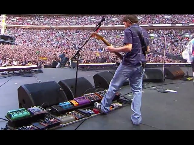 Red Hot Chili Peppers - Wembley Stadium 2007 [1080i]
