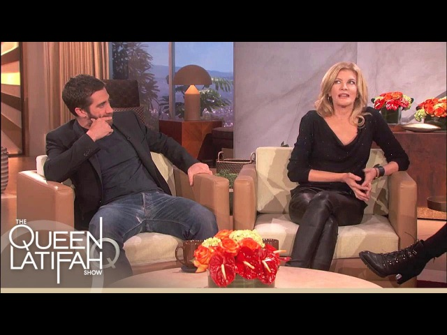 Jake Gyllenhaal and Rene Russo Answer Fan Questions | The Queen Latifah Show
