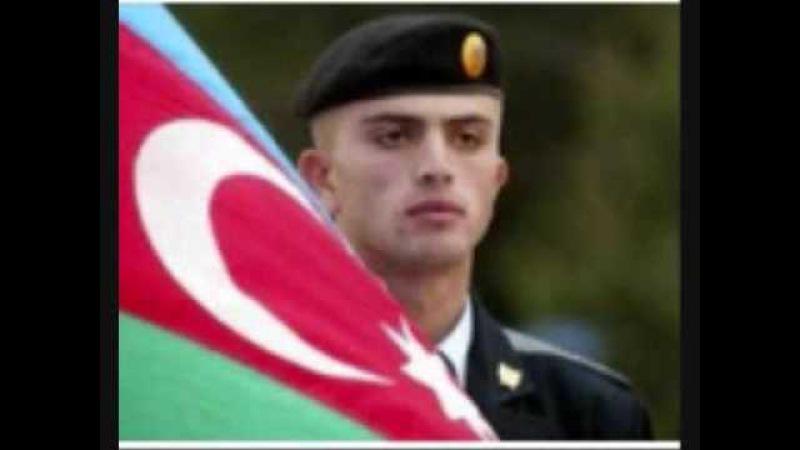 Esger marsi - Azerbaycan esgeri - cavansir quliyev