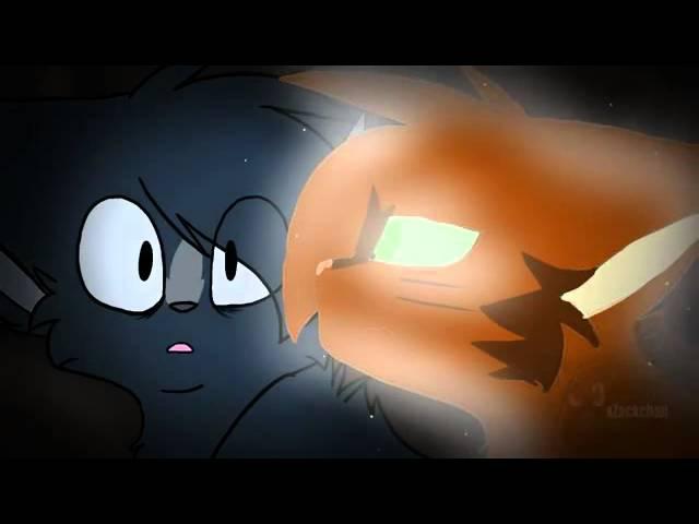 Bluestar (cats warrior) Синяя Звезда Коты Воители