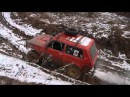Млечный путь 3 Uaz на Фбел 160М Niva Uaz на ВЛ 30 Jeep Wangler на Laplander C303 по грязной лесной д