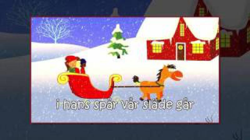 Julsång för barn (tecknad serie) - Bjällerklang julsång - Busigt Lärande