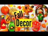 DIY Fall Room Decor 2015! Fall Inspiration | Easy & Cheap Room Decor!