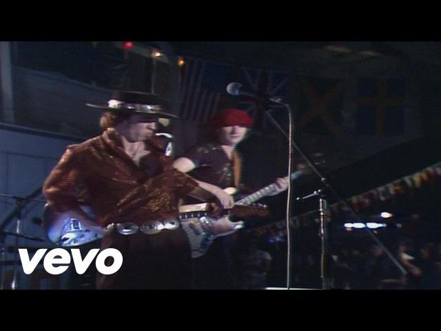 Stevie Ray Vaughan Double Trouble - Texas Flood