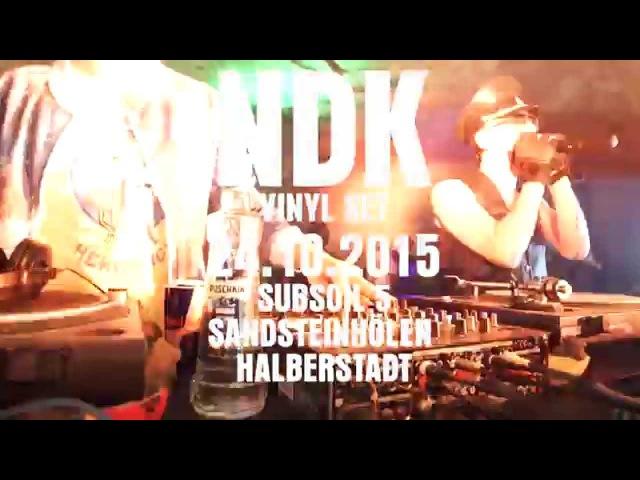 NDK Subsoil Sandsteinhölen Halberstadt Vinyl Set 24 10 15