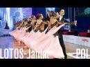 LOTOS - Jantar, POL | 2015 European STD Formation | DanceSport Total