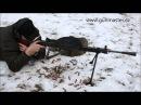 ДП-27, стрельба