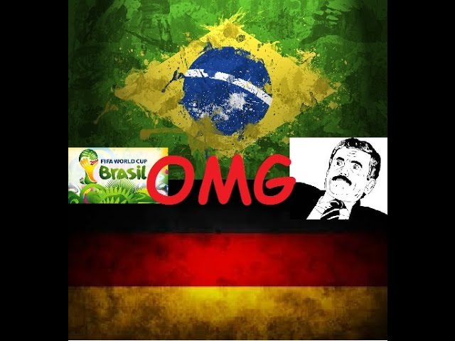 Brazil 1 7 Germany LIVE reaction video 2014 FIFA World Cup