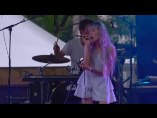 Mr Twin Sister perform Fantasy - Pitchfork Music Festival 2015