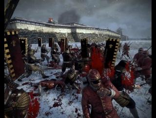 Shogun 2 total war fall of the samurai - прохождение (Айдзу) =20= Обитаемый остров