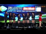 150206 Tencent K-POP Canlı Konser T-ARA 1/2 [Türkçe Altyazılı/TR Sub]