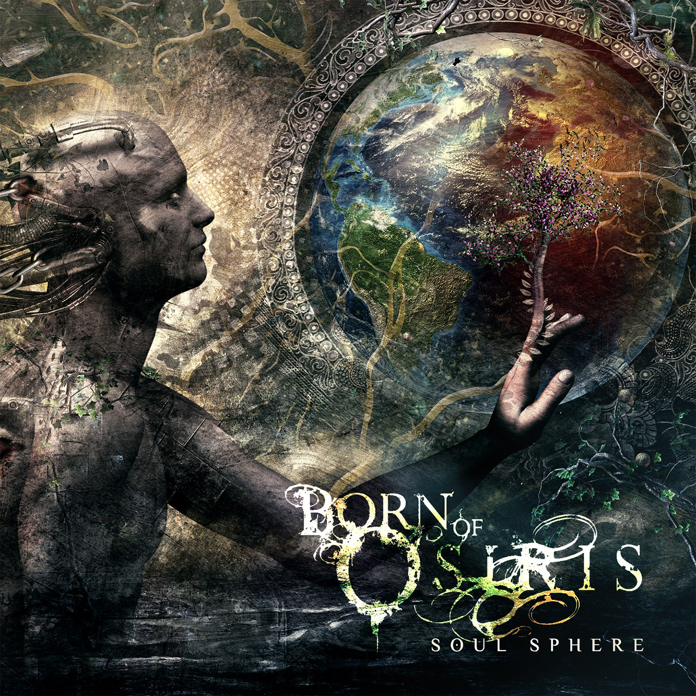 Born of Osiris – Resilience [single] (2015)