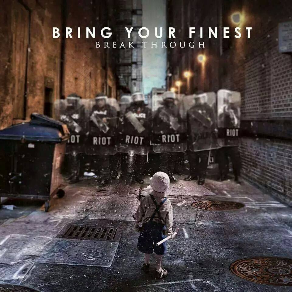 Bring Your Finest – Dim The Lights [single] (2015)