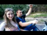 Двадцатилетние дети на машинке [23.06.2015]