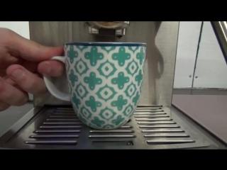 Как рисовать пенкой на кофе