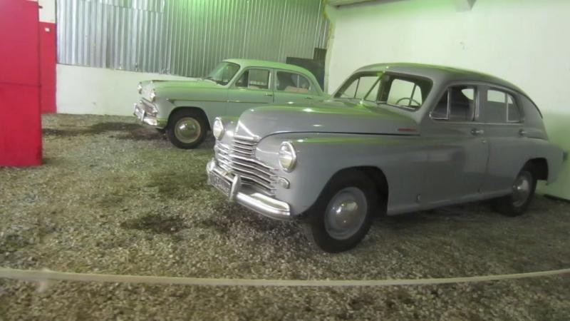 Легендарный советский автомобиль газ-м20 - не просто полторы тонны металла