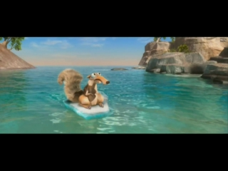 Ice Age 4 - Scratlantis - HD