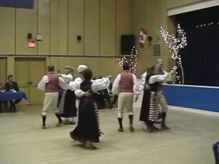Финский народный танец
