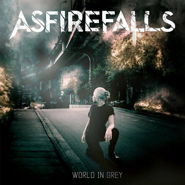 AsFireFalls - World in Grey [EP] (2015)