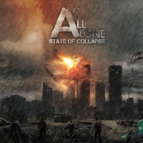 As All Alone - State of Collapse [EP] (2015)