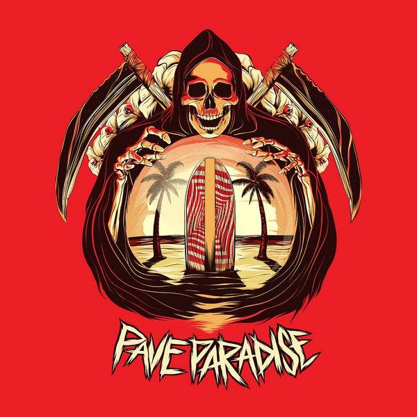 Pave Paradise - Forgotten [single] (2015)