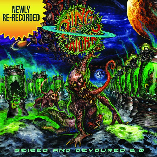 Rings of Saturn - Seized and Devoured 2.0 [single] (2015)