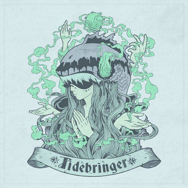 Shark Infested Daughters - Tidebringer [single] (2015)