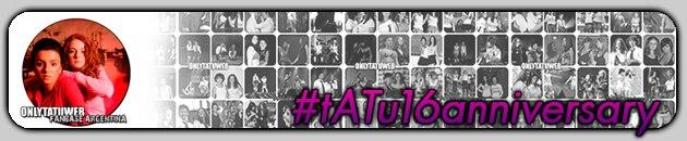 #tATu16anniversary