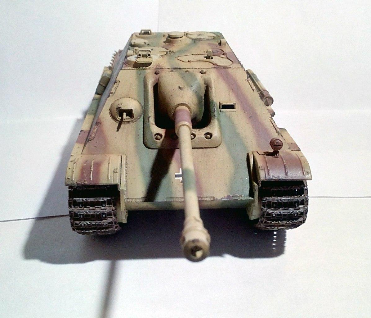 Jagdpanther (Late\поздний вариант) (Tamiya 35203 1/35) - Страница 2 0Zcl41FXWm0