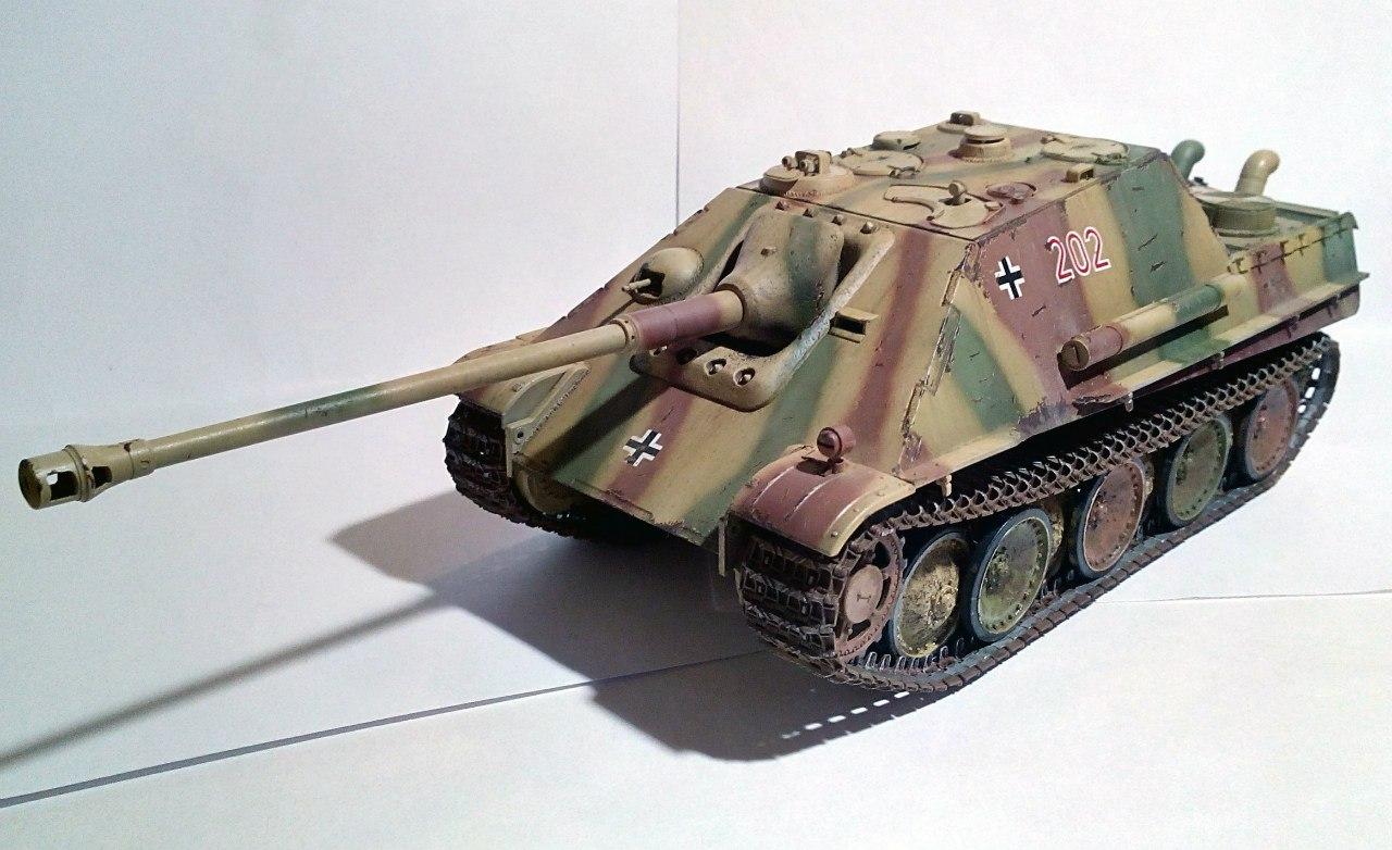 Jagdpanther (Late\поздний вариант) (Tamiya 35203 1/35) - Страница 2 Tq-U4w5GLPA