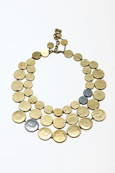 Как сделать украшения из золотых монет