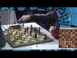 Чемпионат Европы по быстрым шахматам и блицу - 2015. 3 тур. Репортаж из Минска