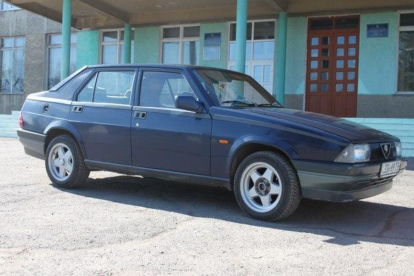 продам Alfa romeo 75