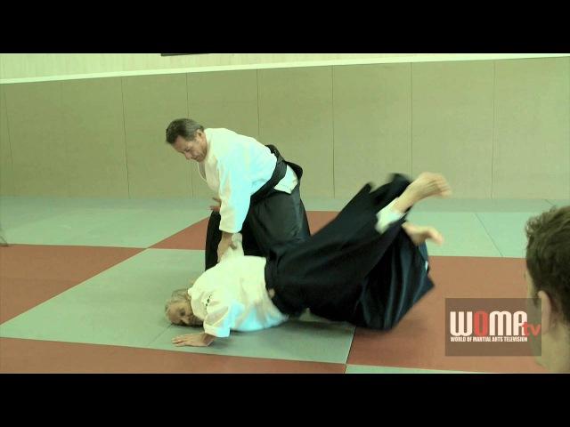 Aikido Nikyo 1 Christian Tissier