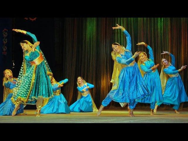 Salamat raho, Indian Dance Group Mayuri, Petrozavodsk