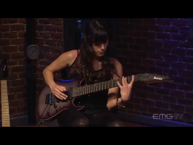 Nili Brosh plays Double Entendre live for EMGtv