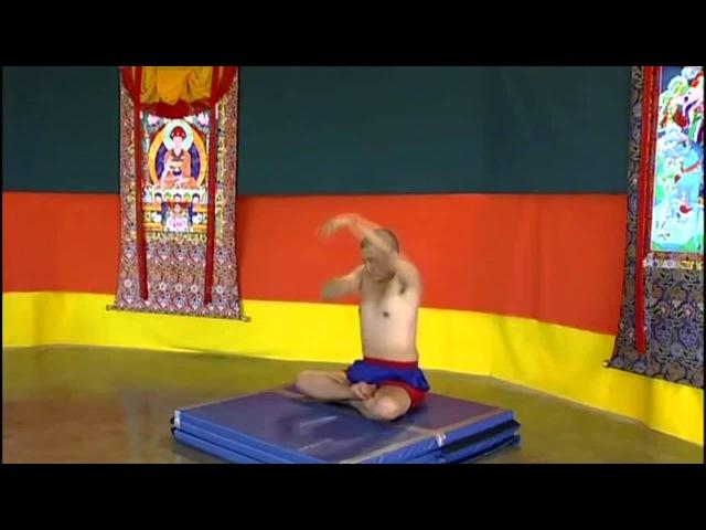 Секретная Тибетская Йога