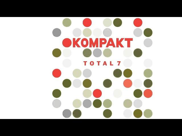 Wighnomy Brothers - Wombat 'Kompakt Total 7' Album