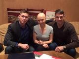 Благотворительная помощь Dj Наташе Ростовой от международного сообщества ELEVRUS