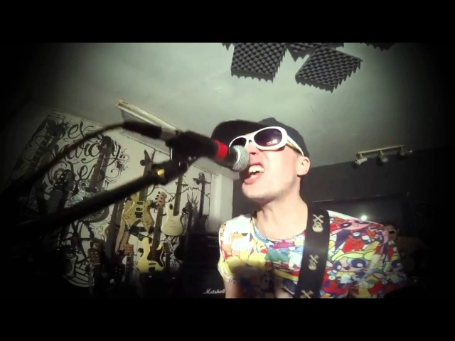 Pizza Tramp - Claire Voyant (Official Video) (Much better than our other efforts)