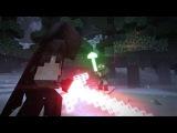 Minecraft Звездные войны - в темный Зари  Minecraft Анимация