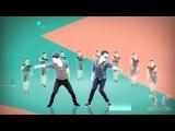 Blurred Lines - Robin Thicke Ft. Pharrell Williams - Just Dance 2014 (Wii U)